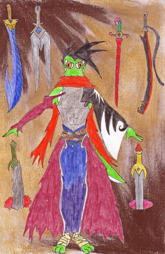 Yash the magic swordman
