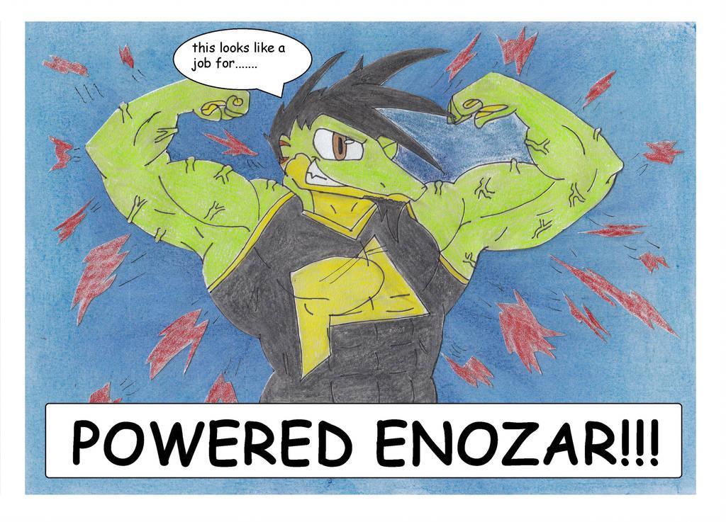 Powered Enozar