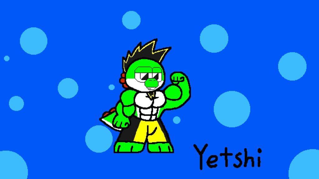 Yetshi
