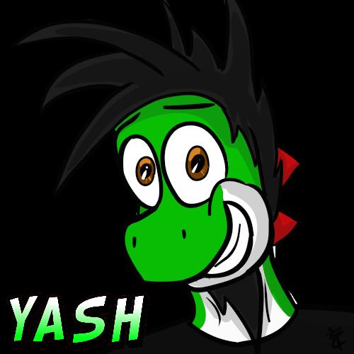 Yash headshot