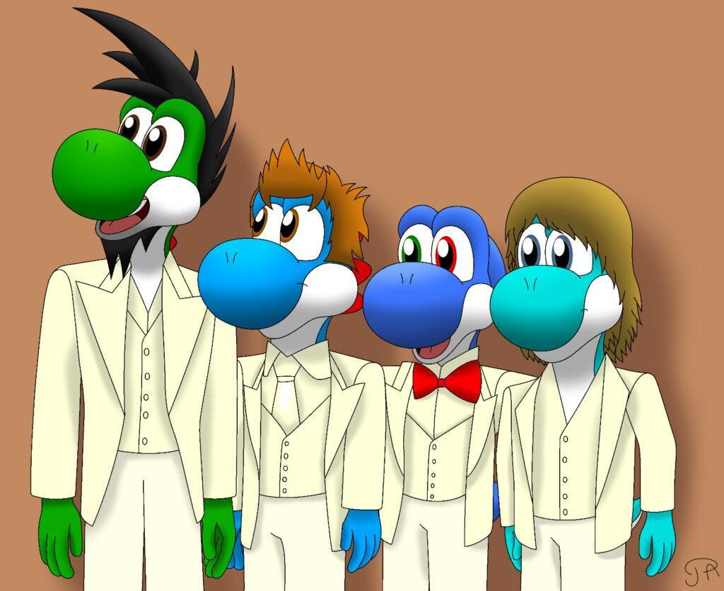 The Yo-Gees